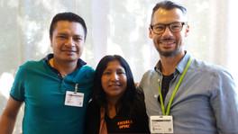 La Escuela de Formación Política de la Opiac participa en el Tropical Forest Forum en Oslo-Noruega.