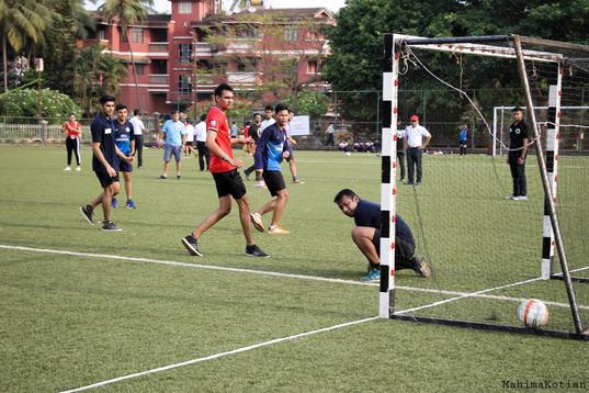 Naughtica Soccer Match - 1