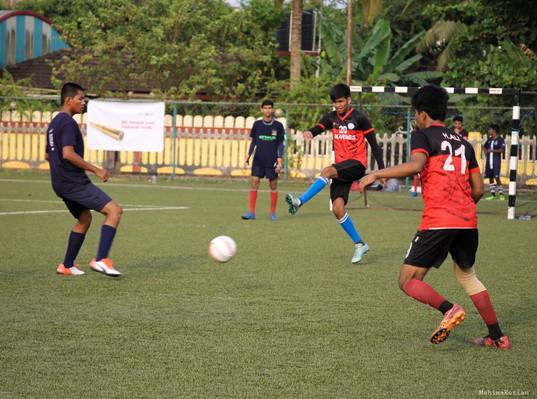 Naughtica Soccer Match - 3