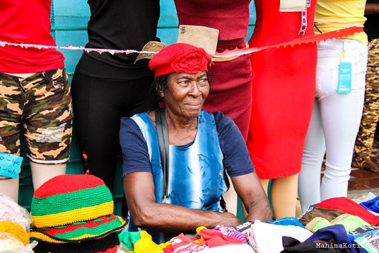 Jamaican Markets - Part 1