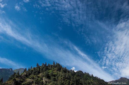 Himalayan Skies