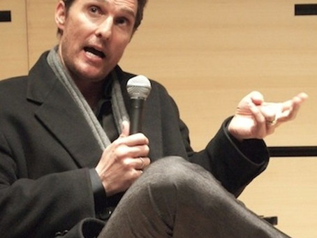 Matthew McConaughey – Discusses Resurrecting His Career with Dallas Buyer's Club and True Dete