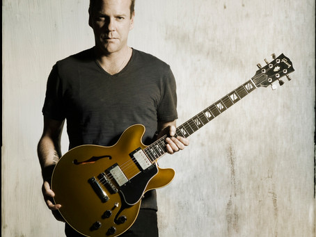 Kiefer Sutherland Hits the Road