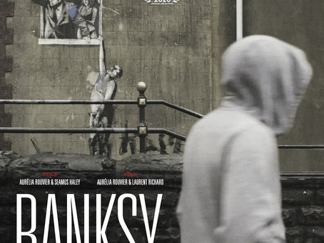 Banksy Most Wanted (A PopEntertainment.com Movie Review)