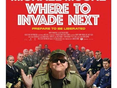 Where to Invade Next (A PopEntertainment.com Movie Review)