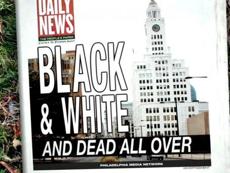 Internet Killed the Newspaper Star