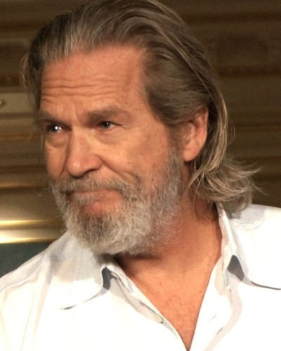 "Jeff Bridges at the New York press conference for ""The Giver.""  Photo copyright 2014 Brad Balfour."