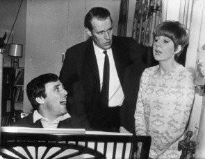 Burt Bacharach, George Martin and Cilla Black