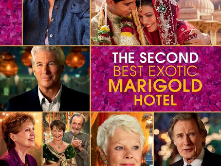 The Second Best Exotic Marigold Hotel (A PopEntertainment.com Movie Review)