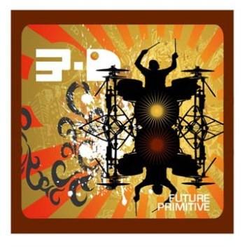3-D CD
