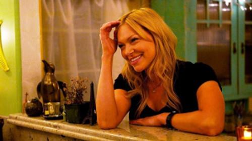 "Laura Prepon stars in ""The Kitchen."""