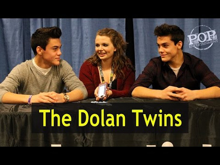 Catching Up With the Dolan Twins