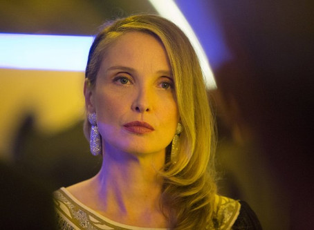 Julie Delpy – On Both Sides of the Camera