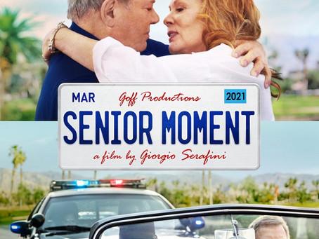 Senior Moment (A PopEntertainment.com Movie Review)