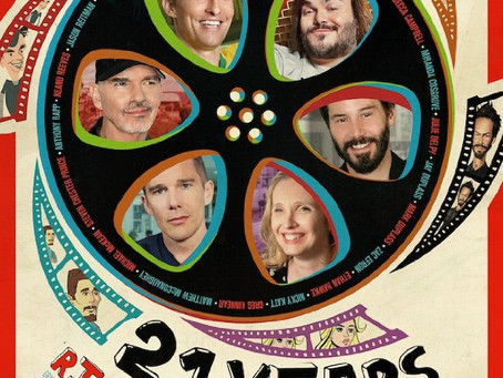 21 Years – Richard Linklater (A PopEntertainment.com Movie Review)