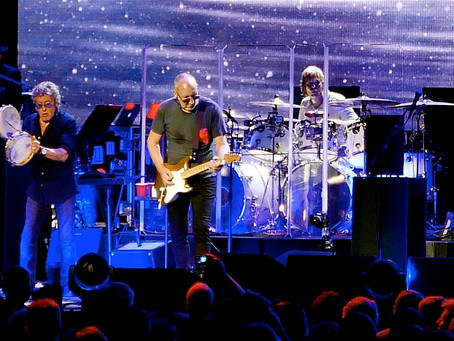 The Who – Staples Center – Los Angeles, CA – May 25, 2016 (A PopEntertainment.com Concert Revi