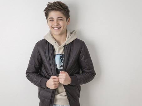 Asher Angel interview