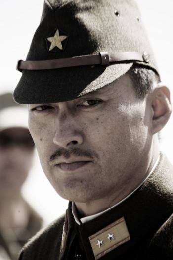 """Ken Watanabe in """"Letters from Iwo Jima."""""""