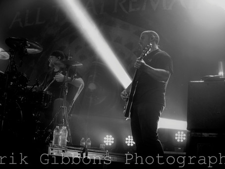 All That Remains – Theatre of The Living Arts – Philadelphia, PA – November 4, 201
