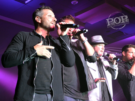 98 Degrees – SugarHouse Casino – Philadelphia, PA – July 27, 2019 (A PopEntertainment.com Concert Re