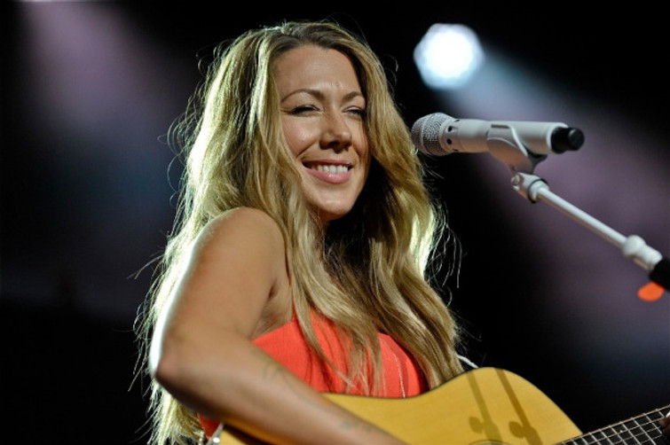 Colbie Caillat at the Mann Center for the Performing Arts - July 11, 2015.  Photo copyright 2015 Jim Rinaldi.
