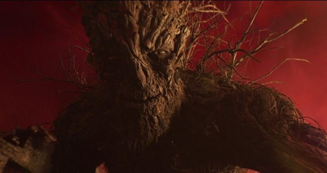 """Liam Neeson as the Monster in """"A Monster Calls."""""""
