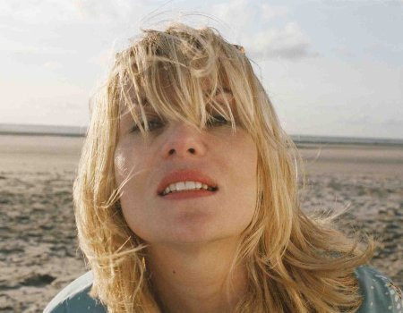 """Emmanuelle Seigner in """"The Diving Bell and the Butterfly."""""""