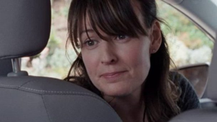"Rosemarie DeWitt stars in ""Digging for Fire."""