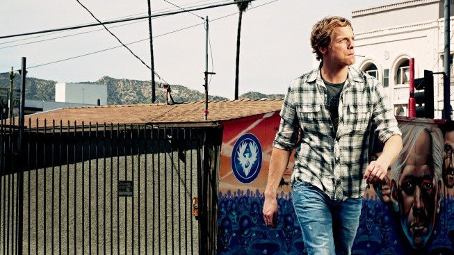 """Chris Geere stars in the FX comedy """"You're the Worst."""""""