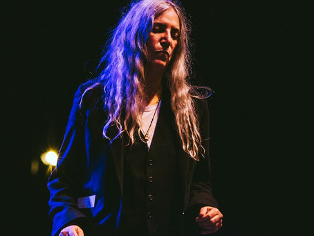 Patti Smith – Central Park SummerStage – New York, NY – September 14, 2017 (A PopEntertainment.com C