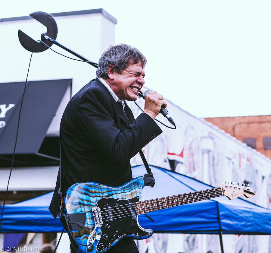 Five Eight – Athfest – Pulaski St. Stage – Athens, GA – June 26, 2016 – Photo by Chris Sikich © 2016