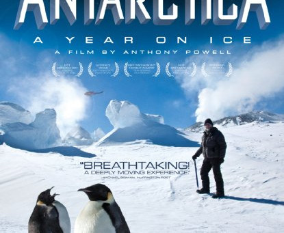 Antarctica – A Year on Ice (A PopEntertainment.com Movie Review)