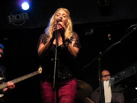 Lucy Woodward & Project Grand Slam – Tin Angel – Philadelphia, PA – August 11, 2016 (A PopEntert