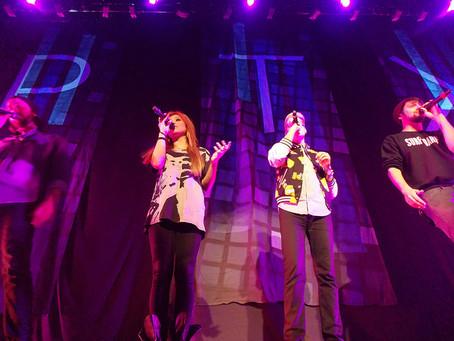 Pentatonix – Electric Factory – Philadelphia, PA – March 30, 2014 – A PopEntertainment.com Concert R