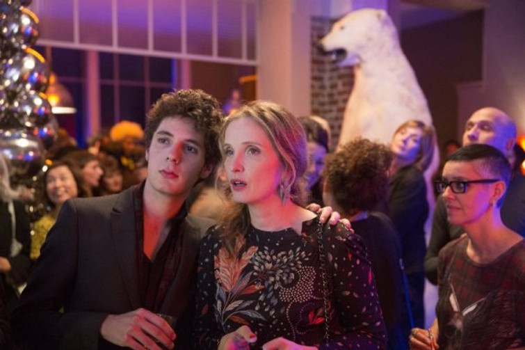 """Vincent Lacoste and Julie Delpy star in """"Lolo."""""""