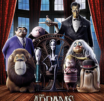 The Addams Family (A PopEntertainment.com Movie Review)