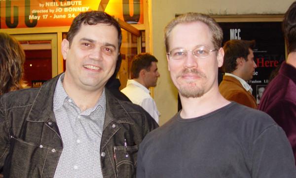 Jonathan Reuning  and Ian Marshall