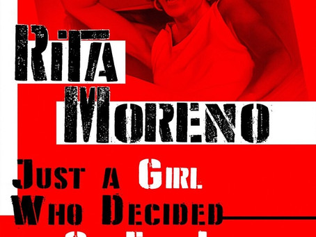 Rita Moreno: Just a Girl Who Decided to Go for It (A PopEntertainment.com Movie Review)