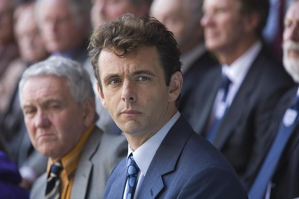 """Michael Sheen in """"The Damned United."""""""