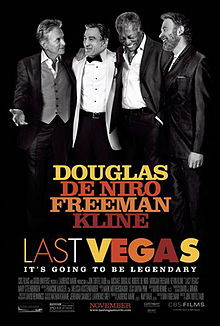 Last Vegas (A PopEntertainment.com Movie Review)