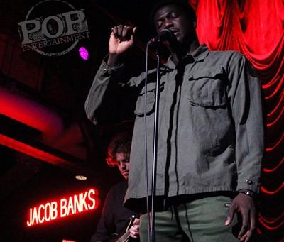 Jacob Banks – The Foundry – Philadelphia, PA – December 1, 2017 (A PopEntertainment.com Concert Revi