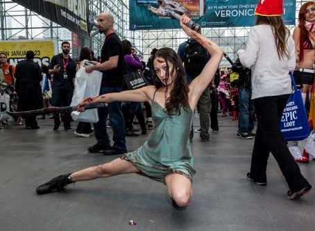 Comic-Con 2013 – Geeks Run Amok in New York!