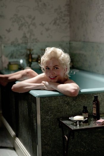 """Michelle Williams stars in """"My Week with Marilyn."""""""