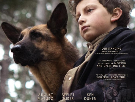 Shepherd: The Story of a Jewish Dog (A PopEntertainment.com Movie Review)