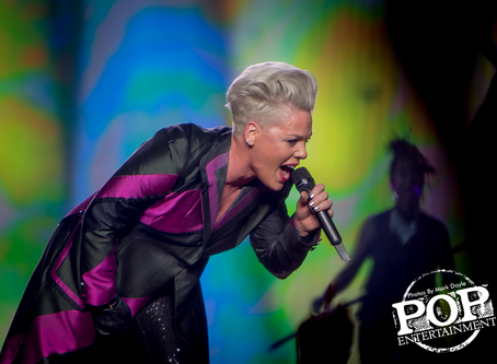 P!nk – Madison Square Garden – New York, NY – May 22, 2019 (A PopEntertainment.com Concert Review)