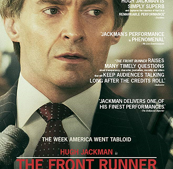 The Front Runner (A PopEntertainment.com Movie Review)