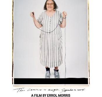 The B-Side: Elsa Dorfman's Portrait Photography (A PopEntertainment.com Movie Review)
