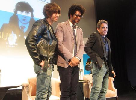 Ben Stiller, Richard Ayoade and Alex Turner All Live on a Celluloid Submarine