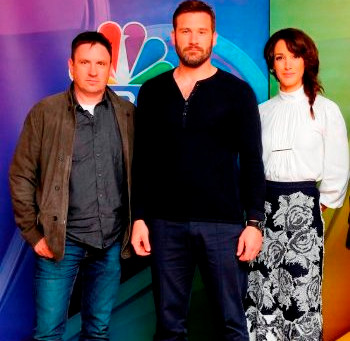 Clive Standen, Jennifer Beals and Alex Cary Exercise Their Special Set of Skills in Taken