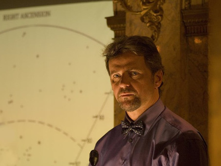 Aidan Quinn Explores Academia, Science and Tragedy in Dark Matter